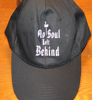 #5086 No Soul Left Behind Cap